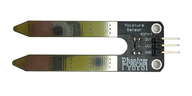 Phantom YoYo Arduino compatible High Sensitivity Moisture Sensor